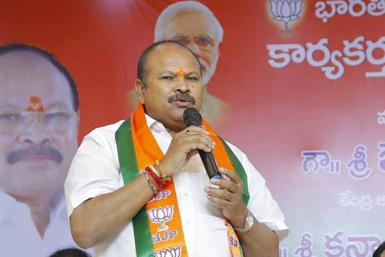 BJP alleges phone tapping TDP calls it drama