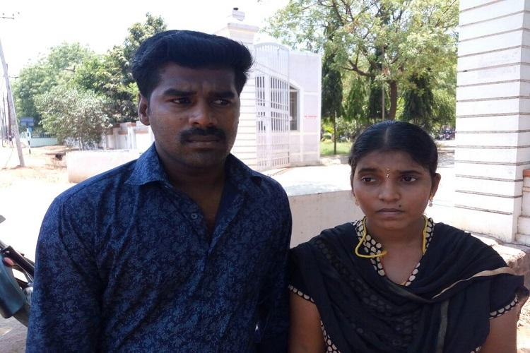 After TN Dalit-killing this inter-caste couple lives in fear of being murdered by family