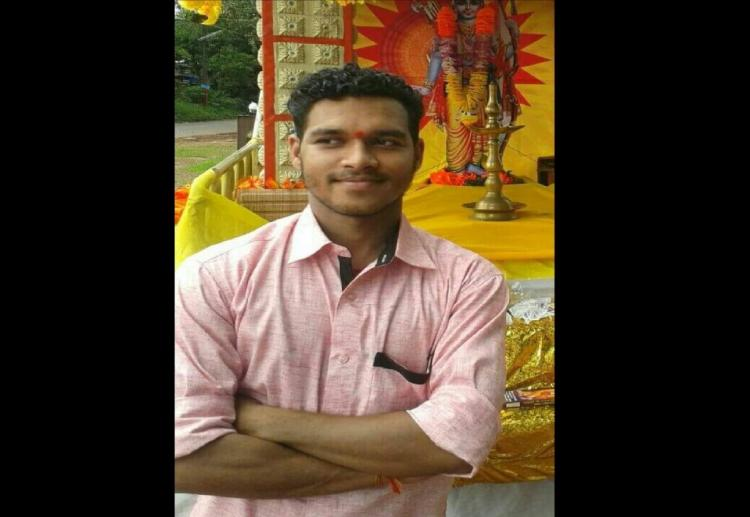 Kerala RSS worker stabbed to death allegedly by CPM workers in Kannur
