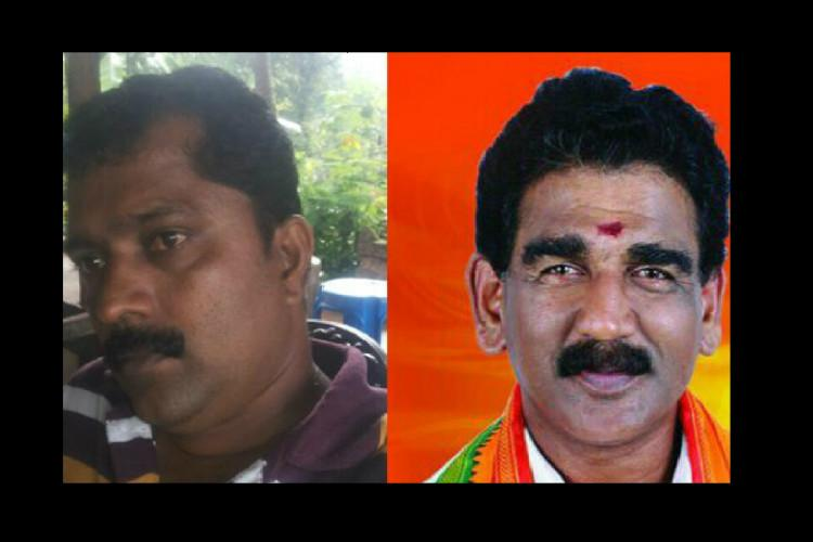 Two political activists from CPI M and BMS killed within hours of each other in Kannur