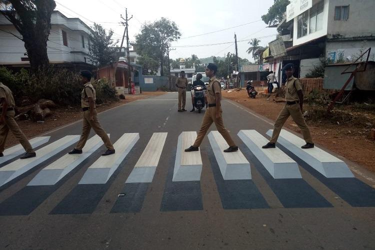 The Beatles walk was replicated at a crossing in Keralas Kannur heres why