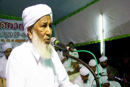 A gem from Kerala Sunni leader Kanthapuram Country would collapse if women ruled