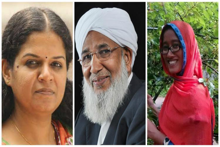 Muslim leader Kanthapuram would not allow women to interview him journos recount experiences