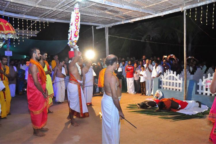 Attending ones own death ritual to keep tradition alive Meet the Kapadans of Kasaragod