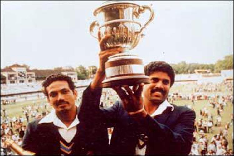 Reliving the moment Indias 1st cricket World Cup win came on this day 35 years ago