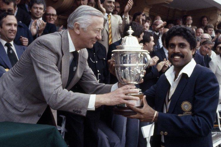 Kapils Devils won the World Cup on this day 36 years ago Heres a lookback