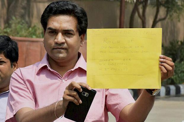 Story in a nutshell What former Delhi minister Kapil Mishra is accusing Kejriwal of