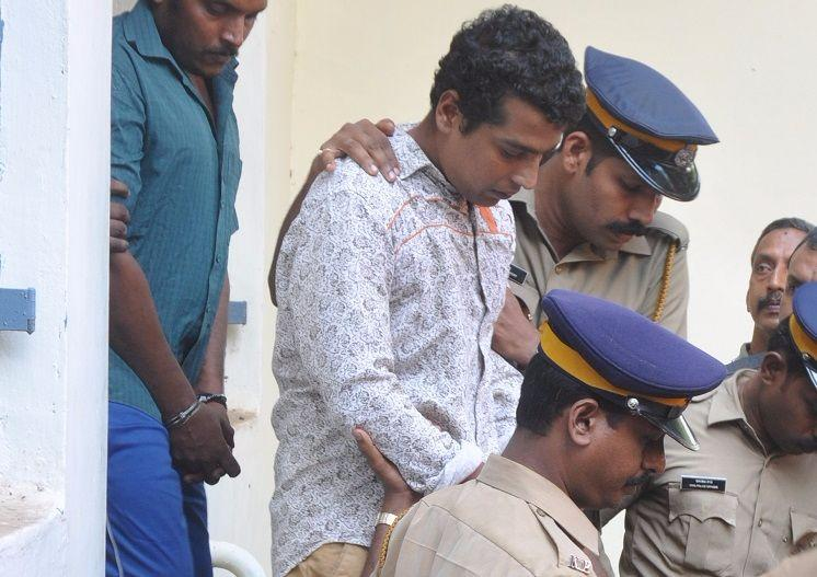 Malayalam actor abduction Prime accused Pulsar Suni to spend 8 days in police custody