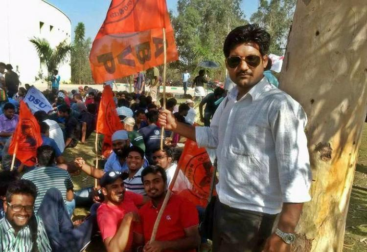 ABVP leader abuses Dalit HCU professor on Facebook for exam question on saffronisation