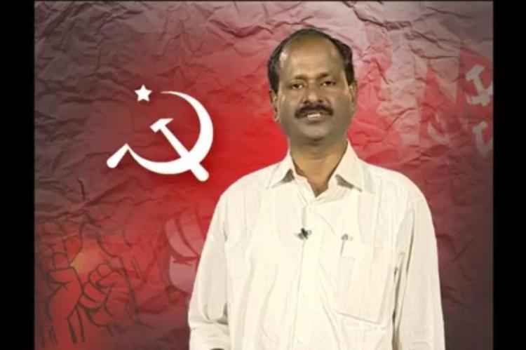 Murder-accused Karayi Rajan of CPIM elected as Kannur panchayat president