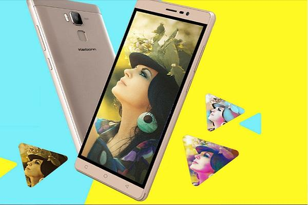 Karbonn launches Aura Note Play with 6-inch display and 3300 mAh battery