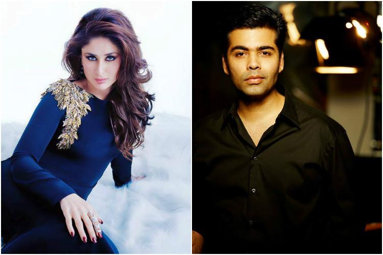 When Kareena demanded equal pay KJo was very hurt dropped her from project