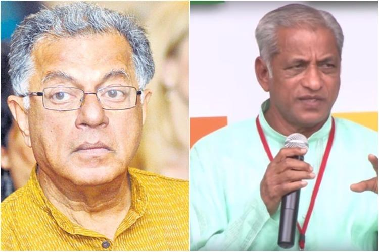After Gauris death Karnad KS Bhagwan and Veerabhadra Swami to get police protection