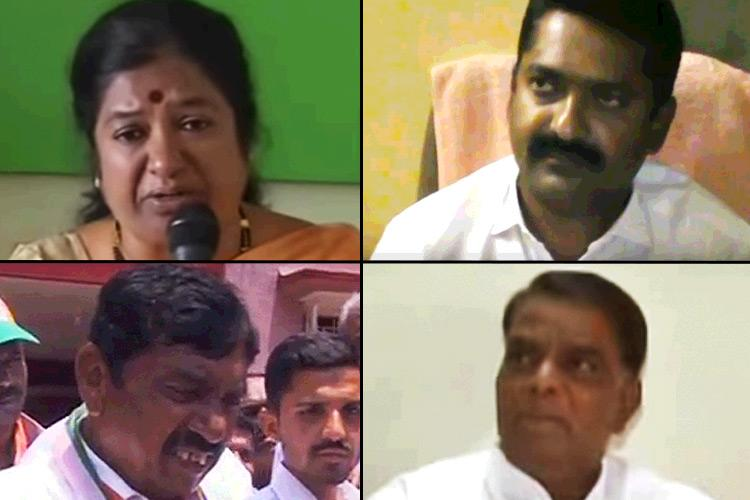 Karnataka bye-polls A look at the major contestants in Nanjangud and Gundlupet