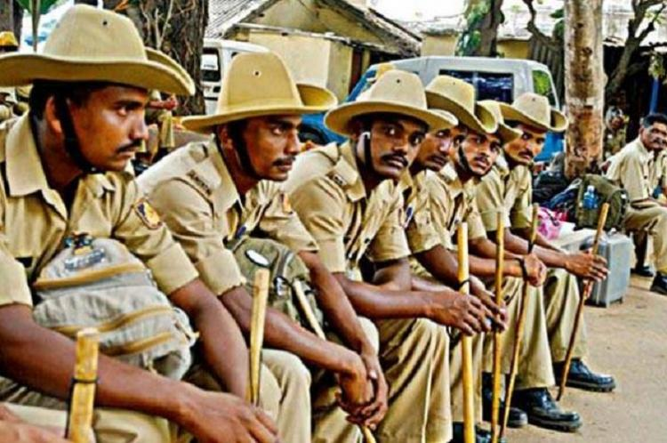 CM announces end to orderly system; will Karnataka\'s cops finally ...