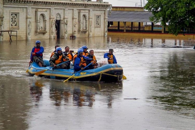 Karnataka floods 2019 Update on the flood-affected districts