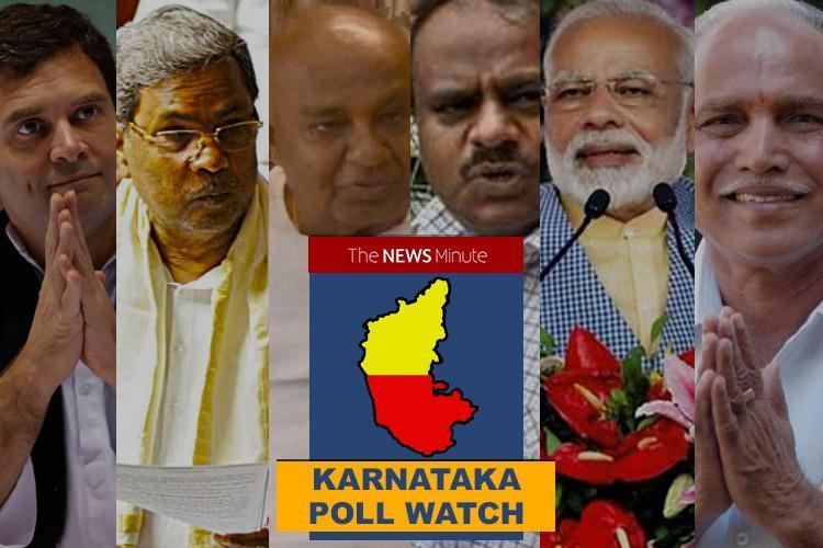 Karnataka poll watch Cong fights fire as 1st list sees infighting BJP releases 2nd list