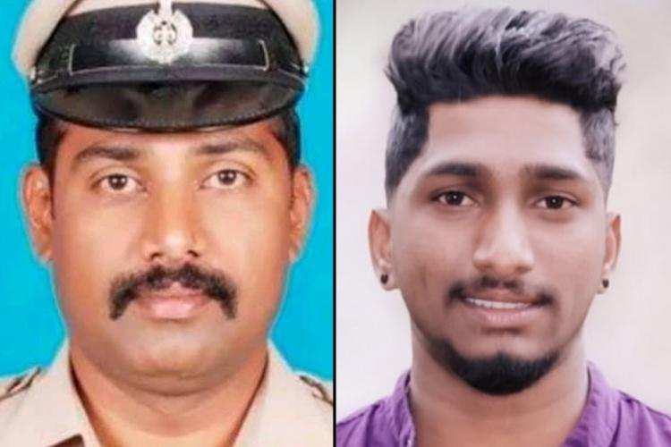 Police sub inspector Arjun Punith KL