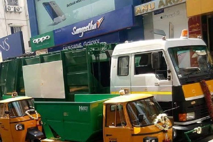 Another BBMP scam Ktaka HC cancels tender awarded by civic body for waste management