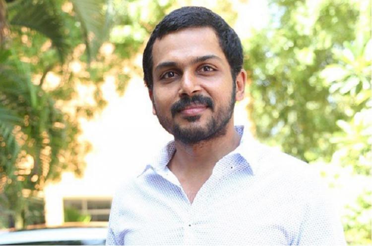 Telugu rights of Kaatru Veliyidai bagged for a fancy price