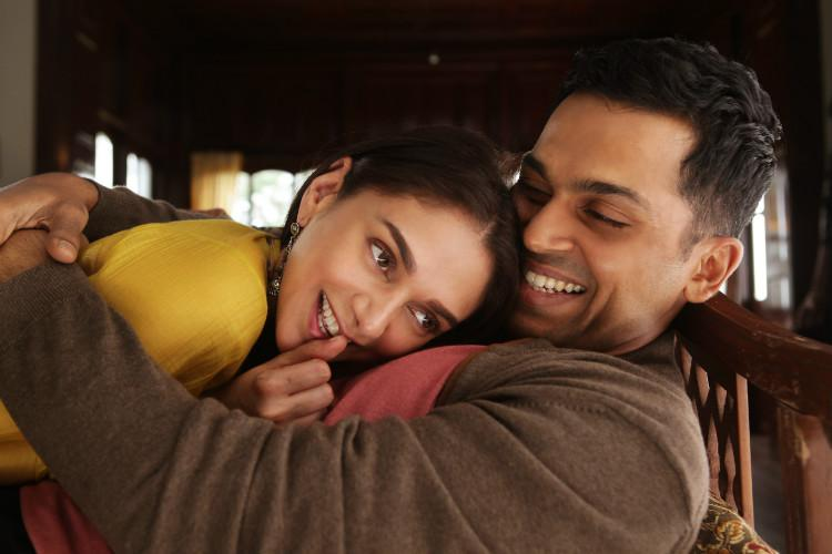 Exclusive Kaatru Veliyidai is an intense film dont expect another Alaipayuthey say lead pair Karthi and Aditi