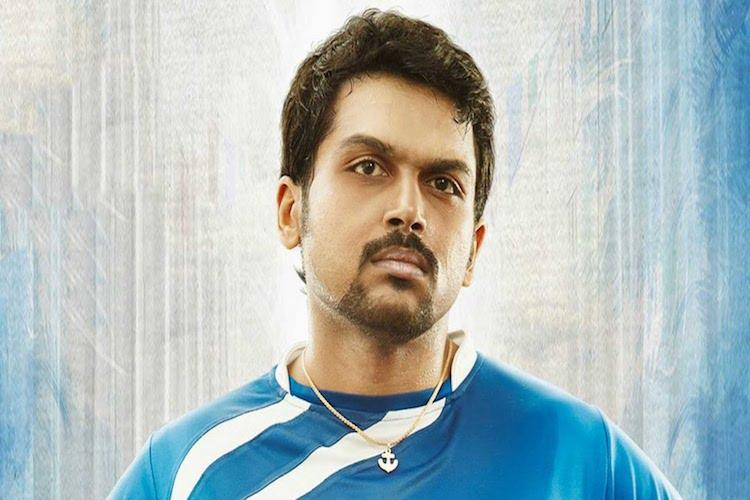 Actor Karthi to shoot near Mt Everest for next schedule of Dev
