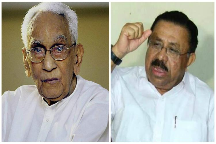 Congress was wrong to unseat Karunakaran in ISRO espionage case: MM