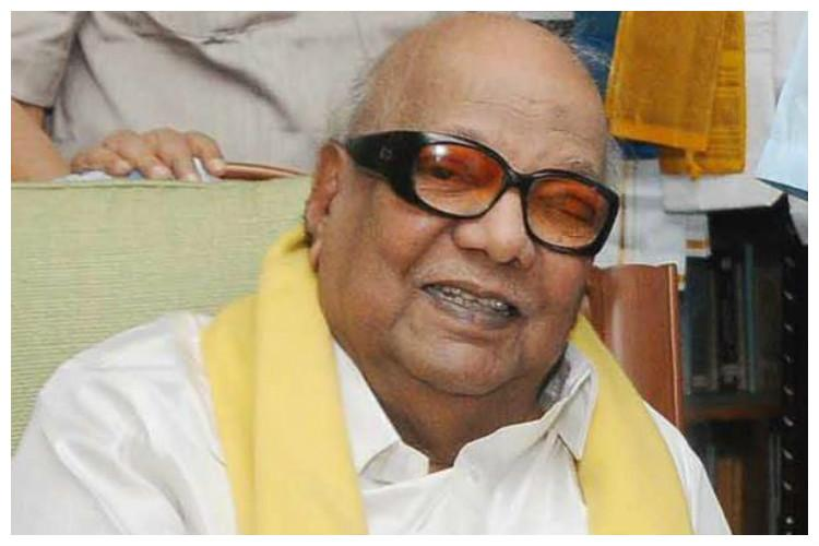 Old alliance to be revived Congress leaders to meet Karunanidhi