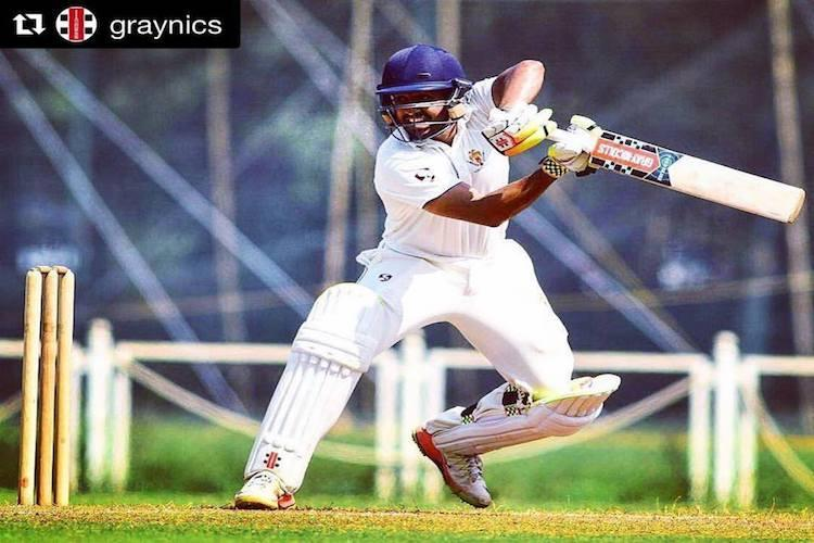 After a years absence from tests Karun Nair hopes to come good against Afghanistan