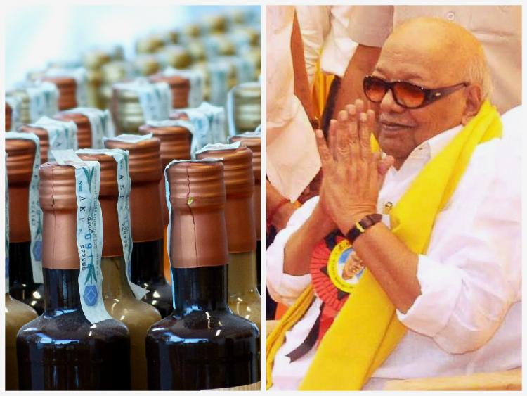 DMK shuns liquor a political gambit to win over women voters