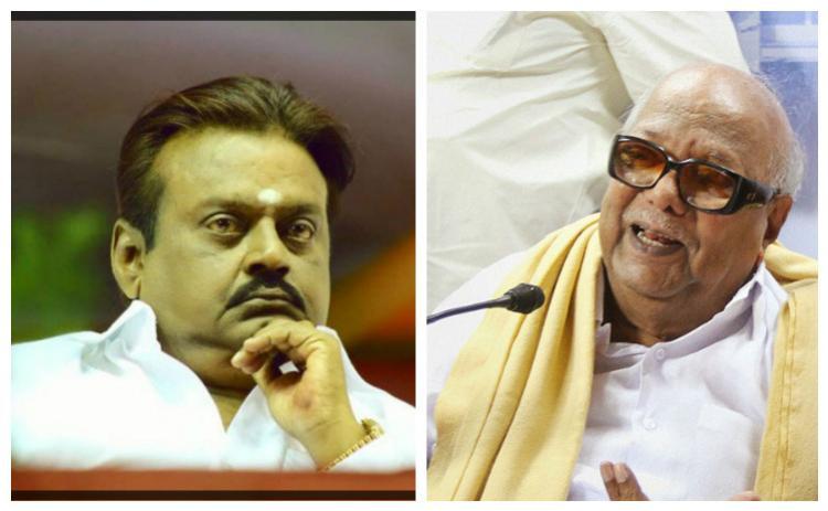 Confident of alliance with DMDK says DMK chief Karunanidhi