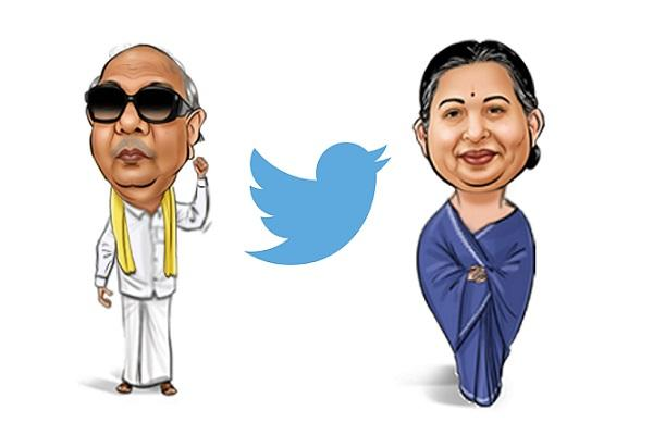 Twitter wars inventing hashtags and recruiting bloggers The IT of TNs Dravidian parties