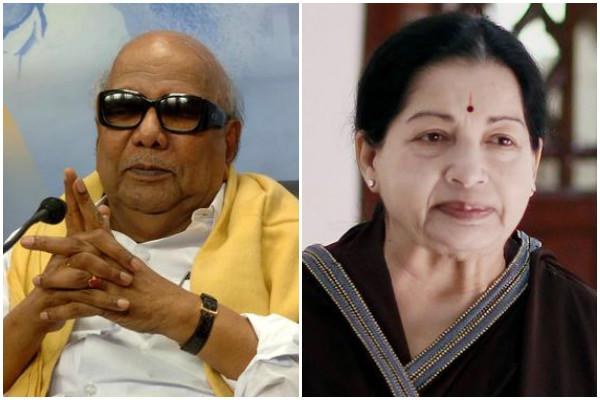 On the last day of campaign a fervent appeal from Jaya and Karuna
