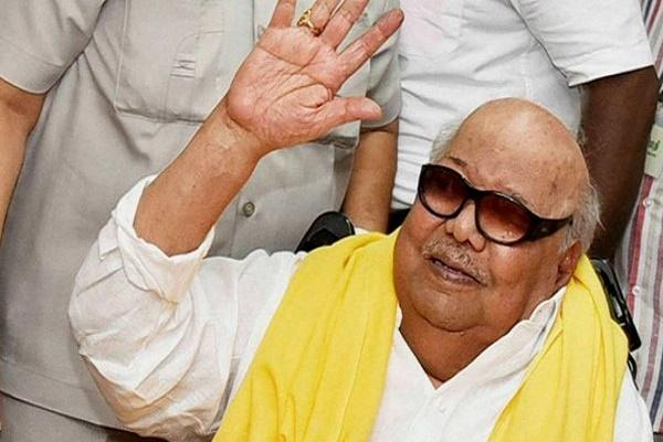 No room for wheelchair-bound Karunanidhi in TN assembly