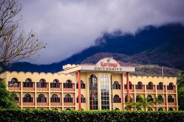 Isha just one case Karunya University stands in a jungle of land violations in Coimbatore