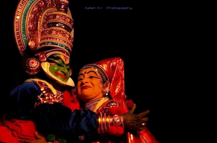 Kathakali a magnificent art or a struggle for survival