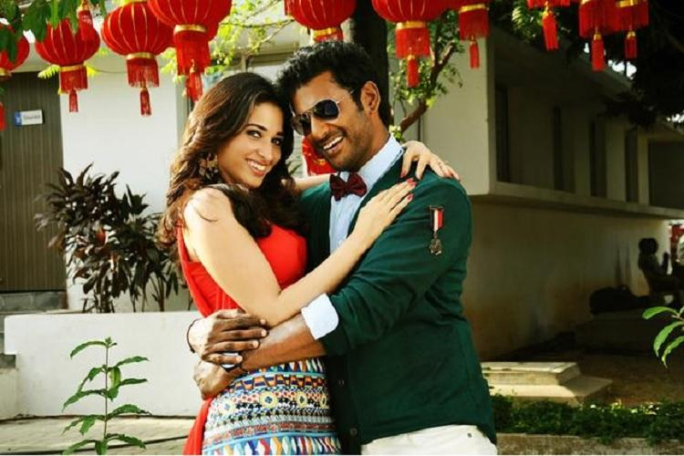 Kaththi Sandai review The action-comedy dies even before it begins to rise