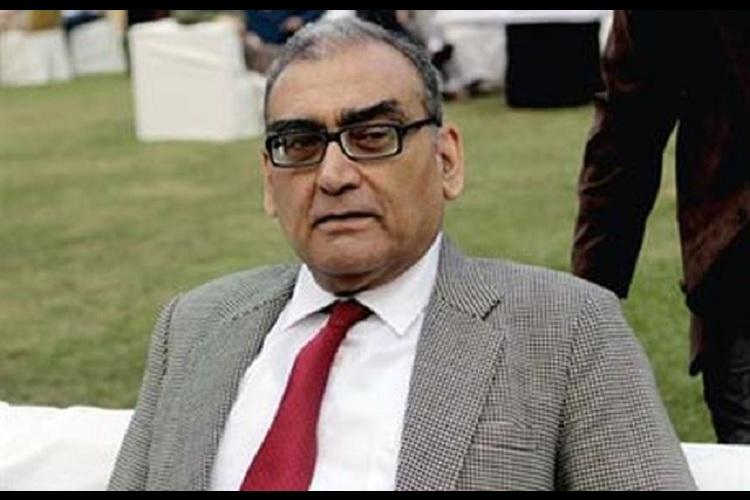 Katju gets contempt notice for blog criticising judges says not scared do what you want