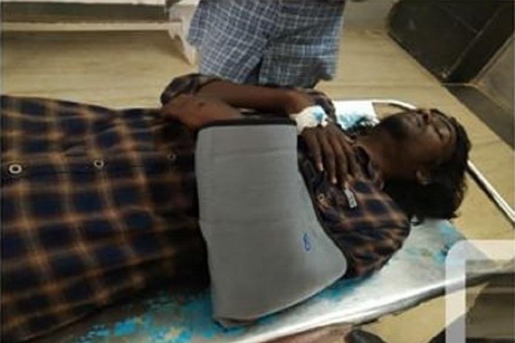 SFI student of MG College in Thiruvananthapuram attacked ABVP member booked