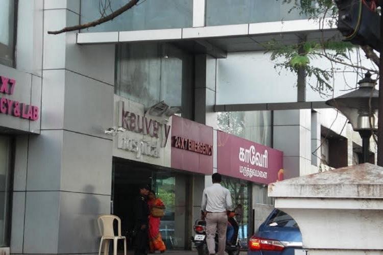 Chennai hospital performs three successful complex arterial surgeries in a month