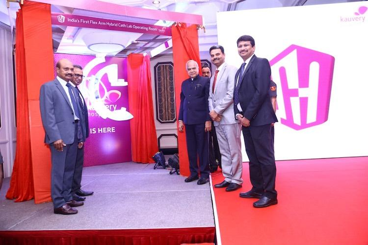 TN Governor launches first-of-a-kind cath-lab for cardiac surgeries in Chennai