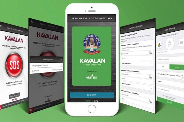 3 arrested for sexual harassment after Chennai woman alerts cops using Kavalan app