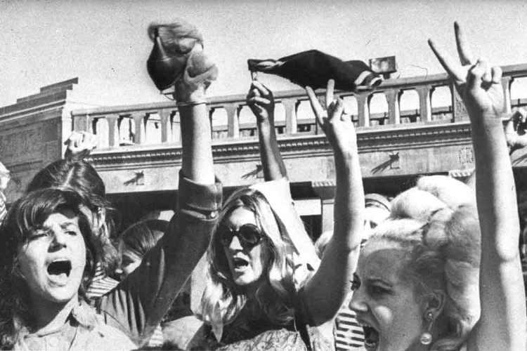 Miss America 1968 When civil rights and feminist activists converged on Atlantic City