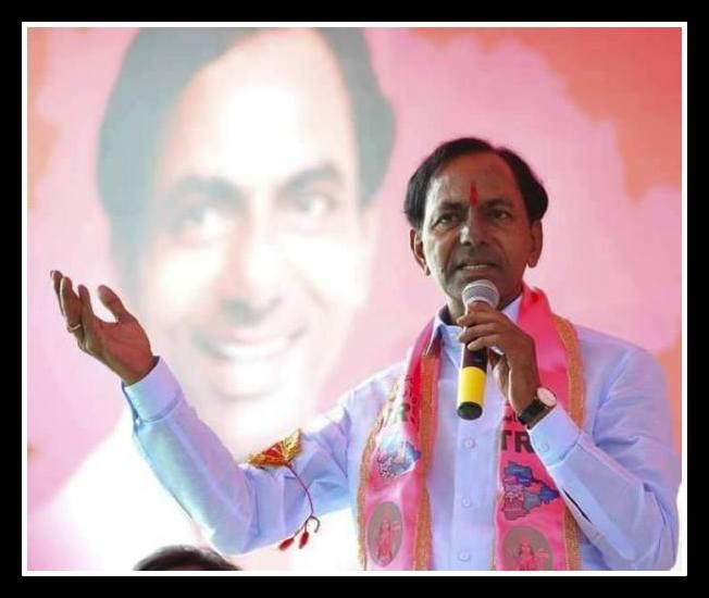 Post bifurcation KCR to continue gifting ornaments to temples