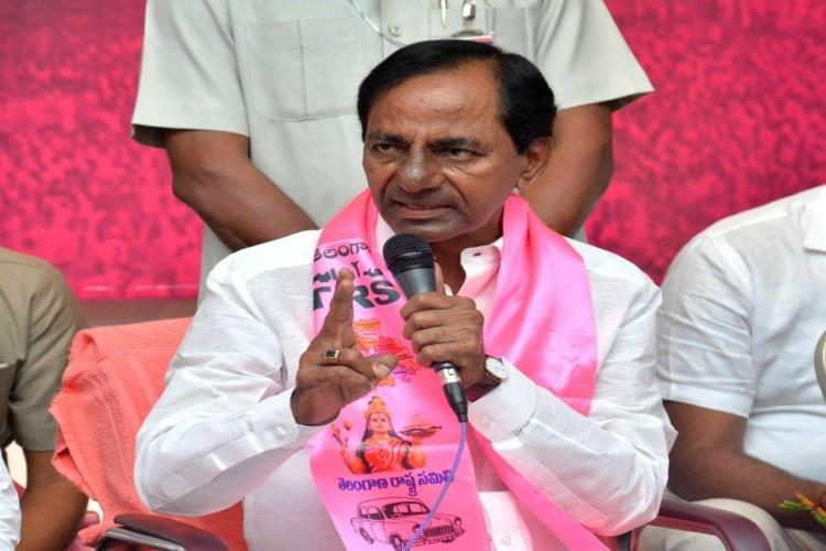 By not voting in no-trust motion against NDA KCR shows what a strategist he is