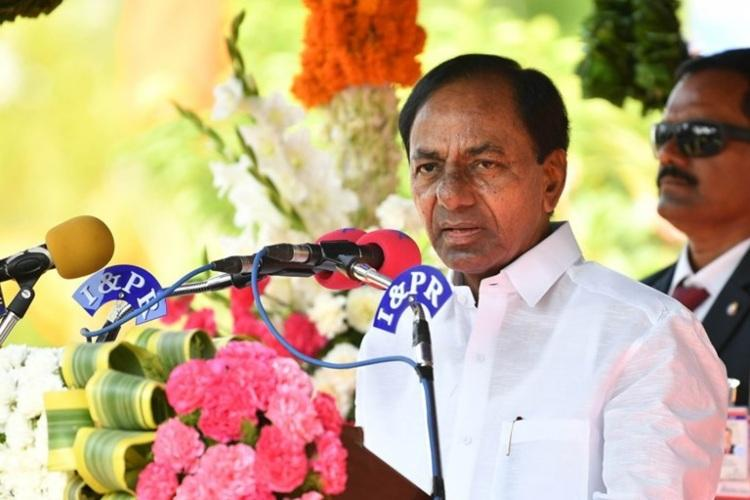 Telangana CM announces Rs 10 lakhs worth benefits to every household in his village