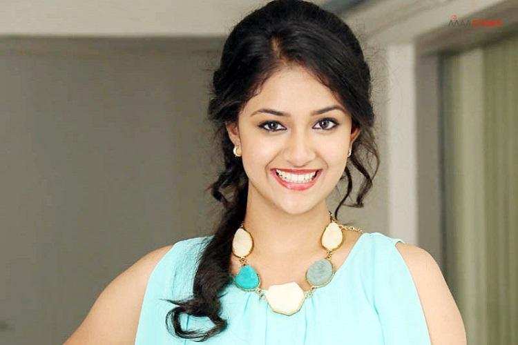 Post Vijay 60 Keerthy Suresh to team up with Suriya