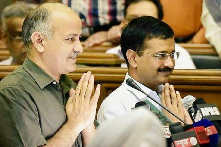 Centre using CBI to frame arrest Kejriwal Sisodia