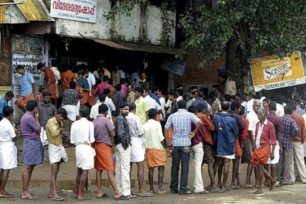 Widespread protests across Kerala over relocation of liquor outlets