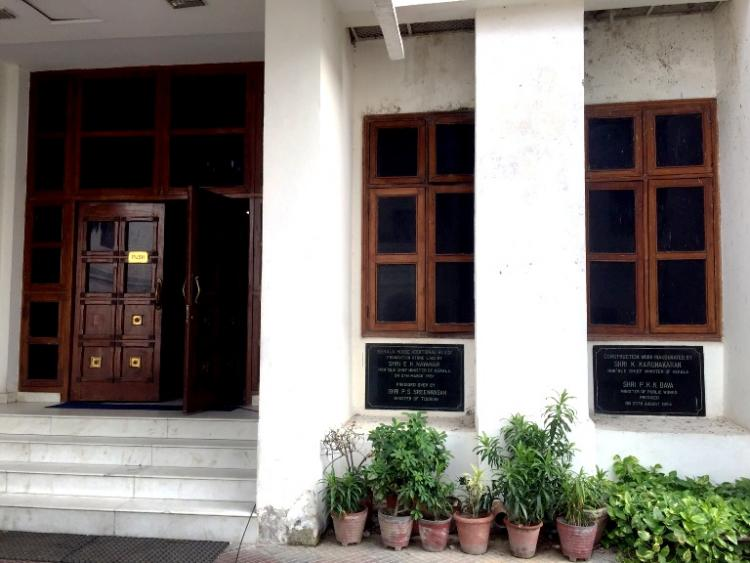 Beef raid in Kerala House starts debate on federal structure